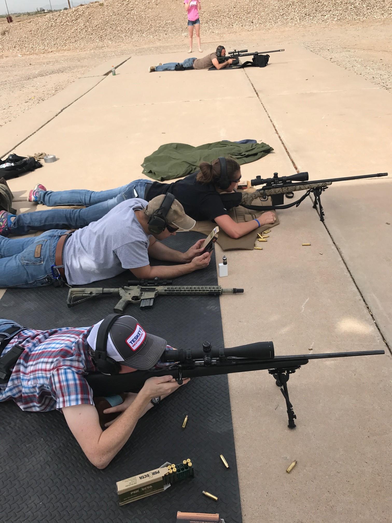 Scott Wealing - Rate My Shooting Instructor